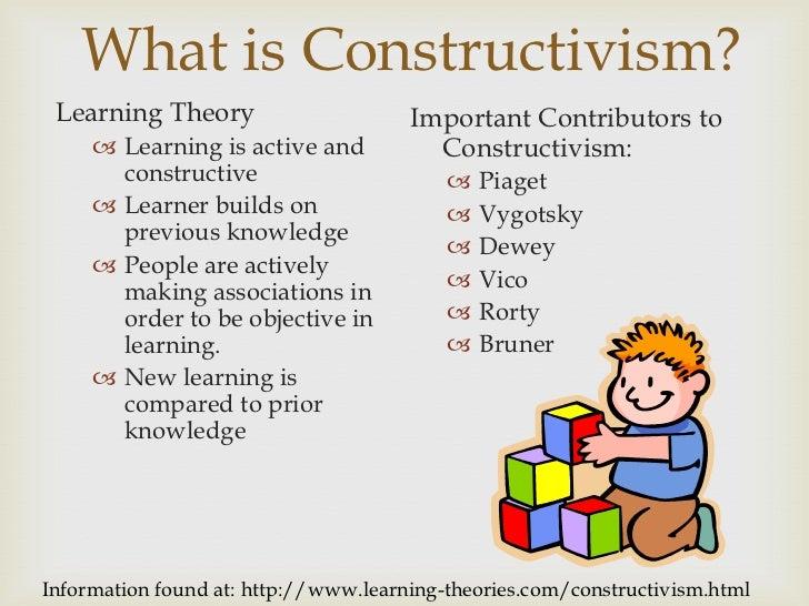 bruners constructivist theory summary