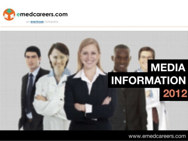 emedcareers is a niche job site for the Biopharmaceutical and Medtech industries.Our focus is providing quality candidates...