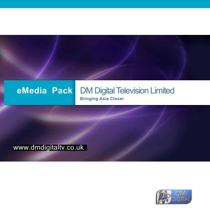 Emedia Pack DM Digital TV