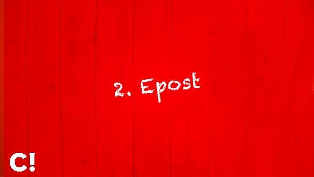 2. Epost