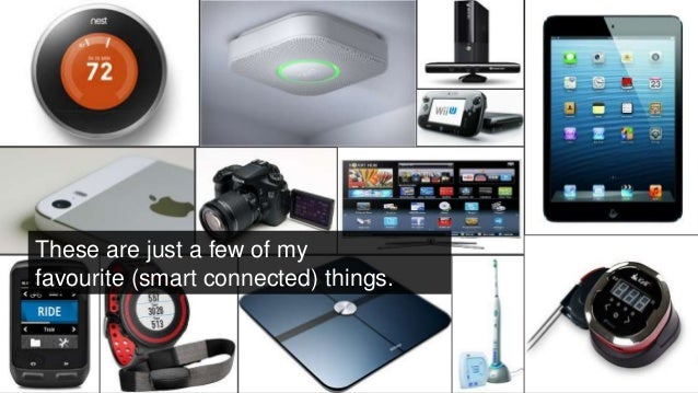 Innovation and the Internet of Things - Emeka Nwafor (Wind River Systems) Slide 2