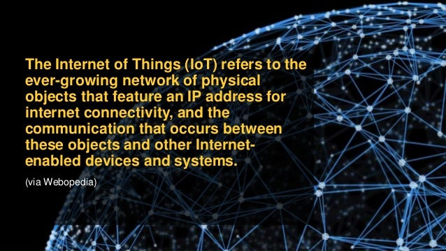 Innovation and the Internet of Things - Emeka Nwafor (Wind River Systems) Slide 3