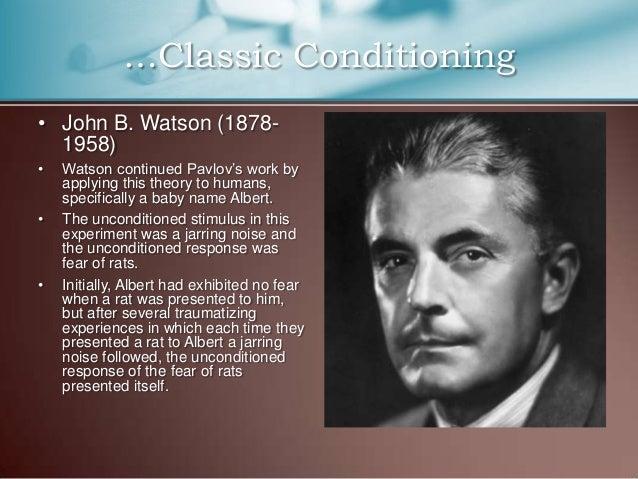john broadus watson biography