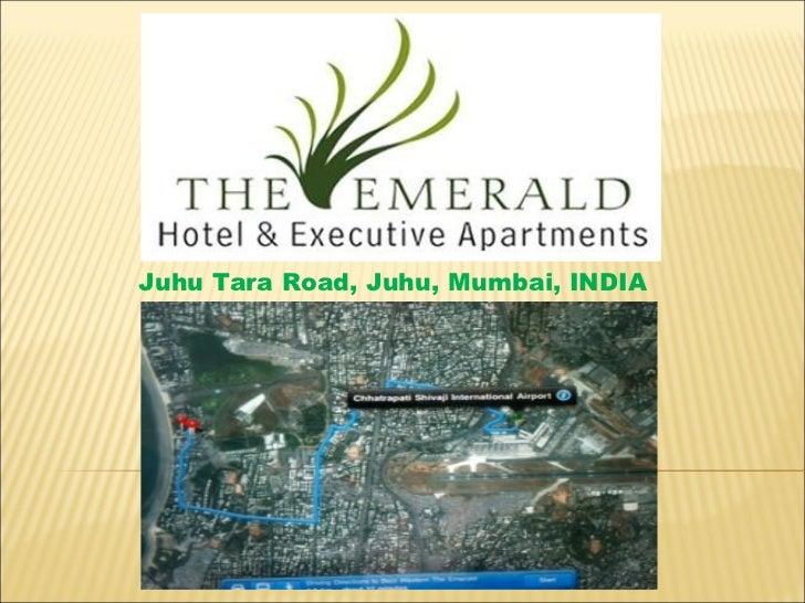 Juhu Tara Road, Juhu, Mumbai, INDIA