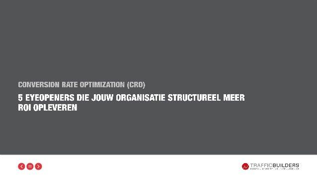 Shirley van Haalem Product Manager CRO • Specialisme: brand-optimalisatie • Blogger: Emerce, Frankwatching, Marketingfacts...