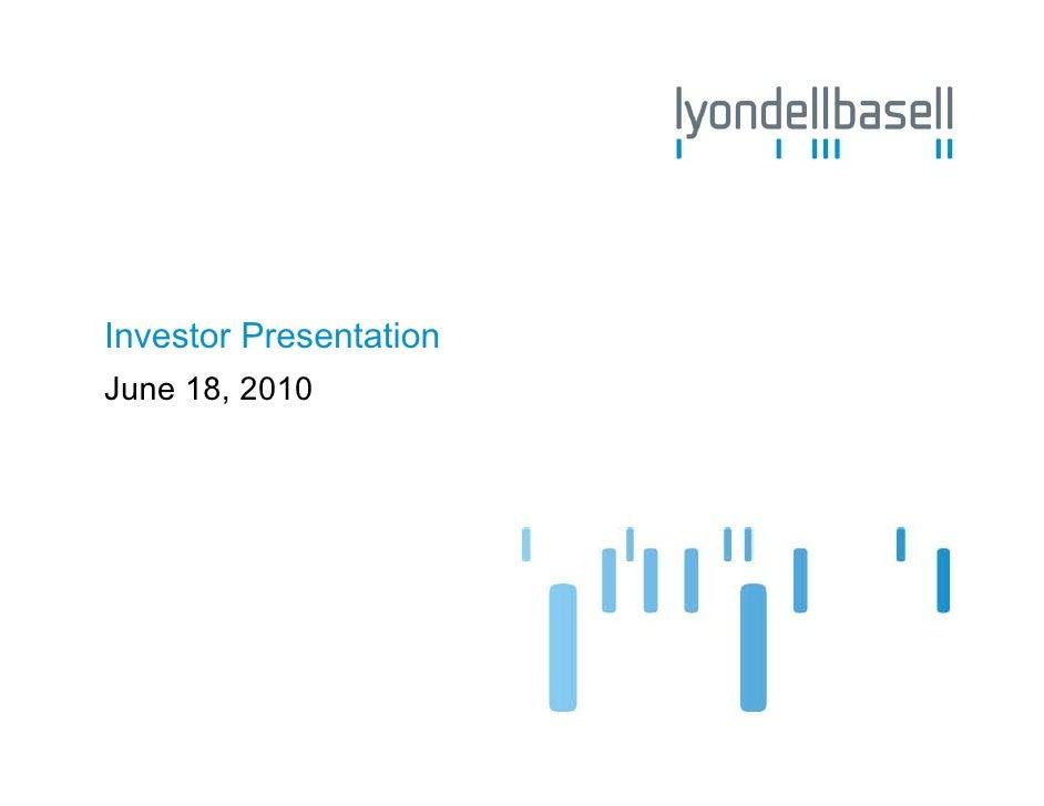 Emergence Investor Presentation