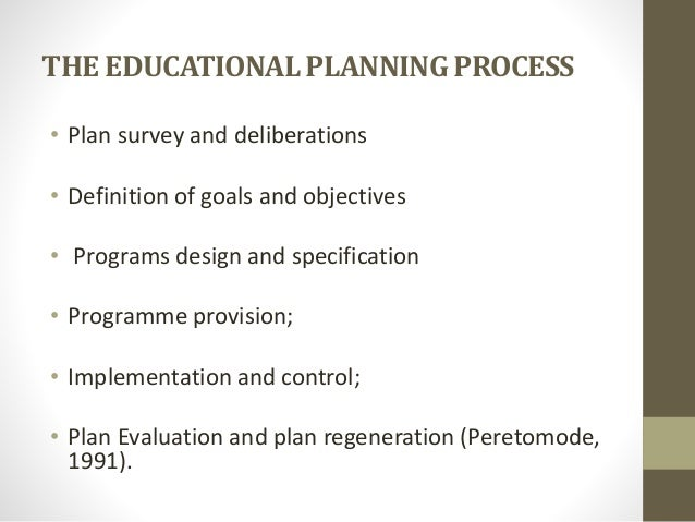 ed planning Promoting access to quality, safe, and relevant education for all persons affected by crisis.