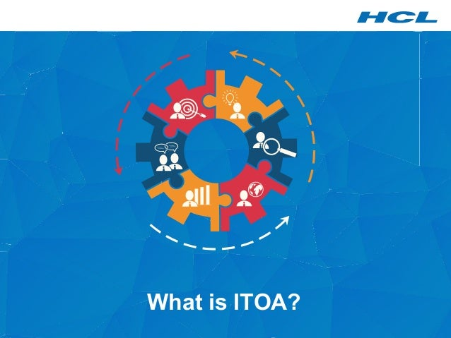 What is ITOA?