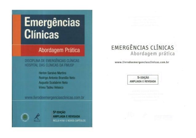 Emergencias clinicas   desconhecido