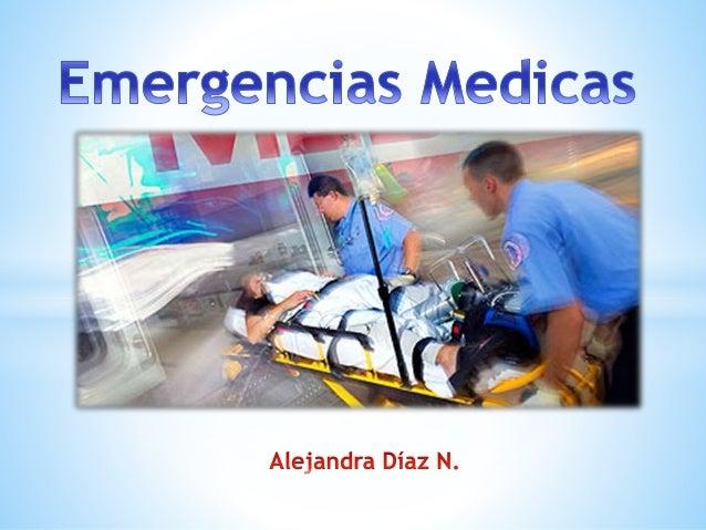 Hoy en día las emergencias médicas, son parte esencial en la formación del personal de la salud, con la idea de que puedan...