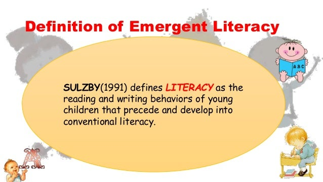 Awesome Definition Of Emergent ...