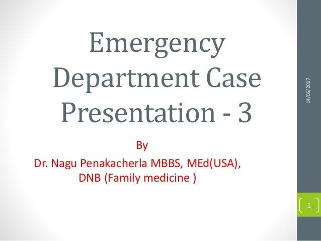 Tension pneumothorax - Interesting Emergency Case presentation