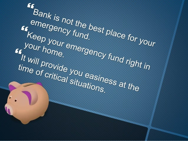 Emergency Cash: The 5 Best Places to Stash It at Your Home Slide 2