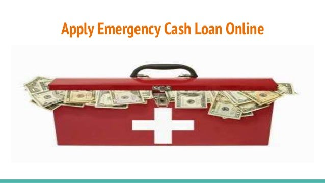 emergency cash loan