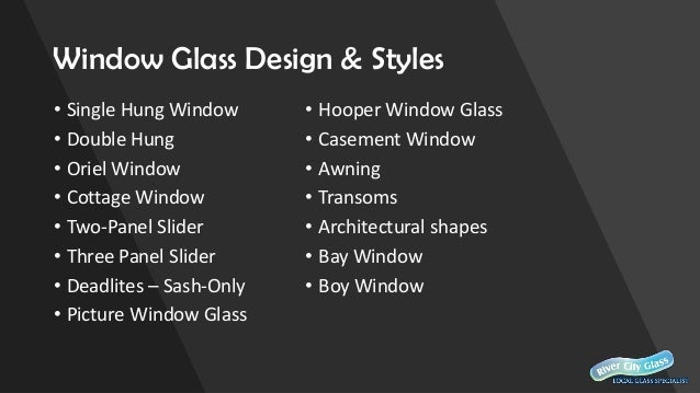 Emergency Glass Replacement Service for Different Types of Windows Slide 3