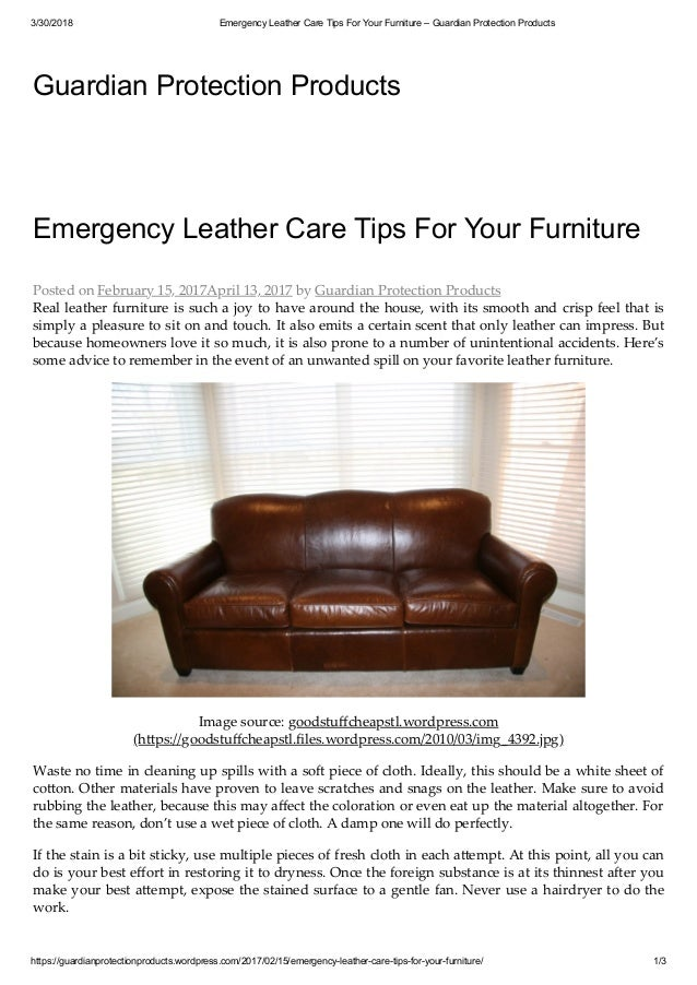 Astonishing Emergency Leather Care Tips For Your Furniture Gmtry Best Dining Table And Chair Ideas Images Gmtryco