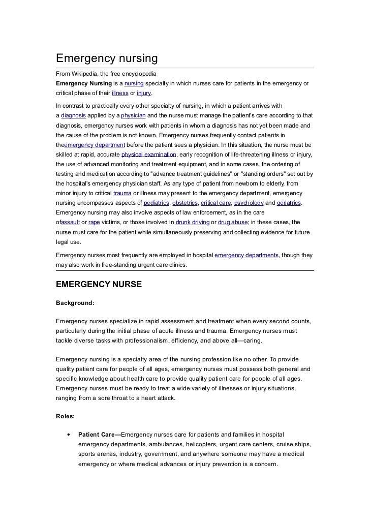 emergency nursing rh slideshare net er nurse study guide emergency nurse guidelines