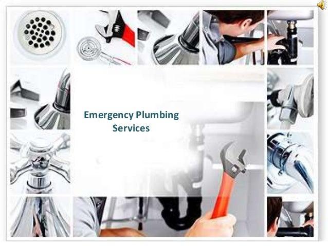 Emergency Plumbing Services : Emergency plumbing service