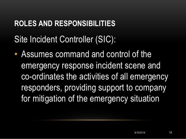 role of etcs in directing first responders to disaster House report on summary of activities this report is by the small business.