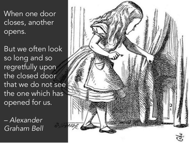 When One Door