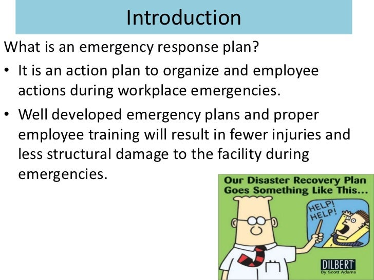 Natural Disaster Training Powerpoint