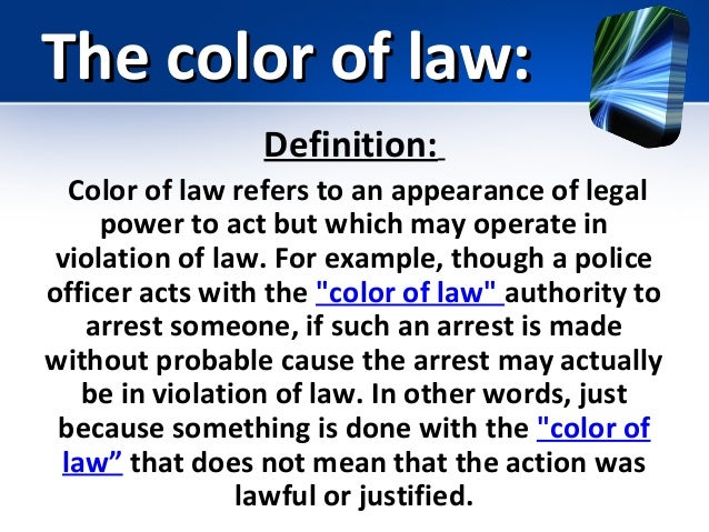 the definition and effective use of probable cause in law enforcement Definition exigent circumstances - circumstances that would cause a reasonable person to believe that entry (or other relevant prompt action) was necessary to.