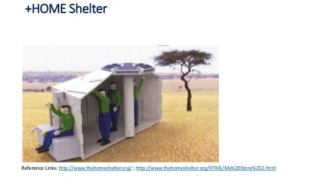 ... 54.  sc 1 st  SlideShare & Emergency shelter innovative design + advanced building technology