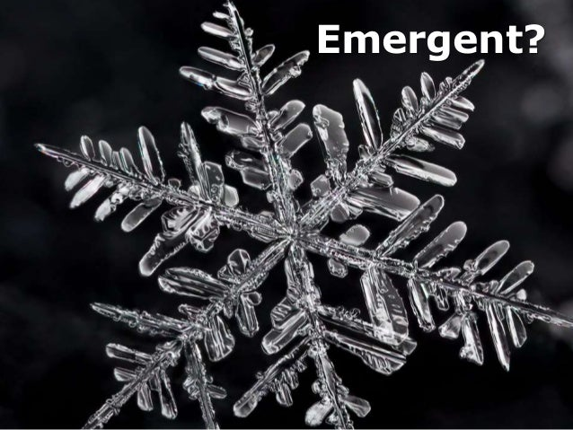 Emergent?