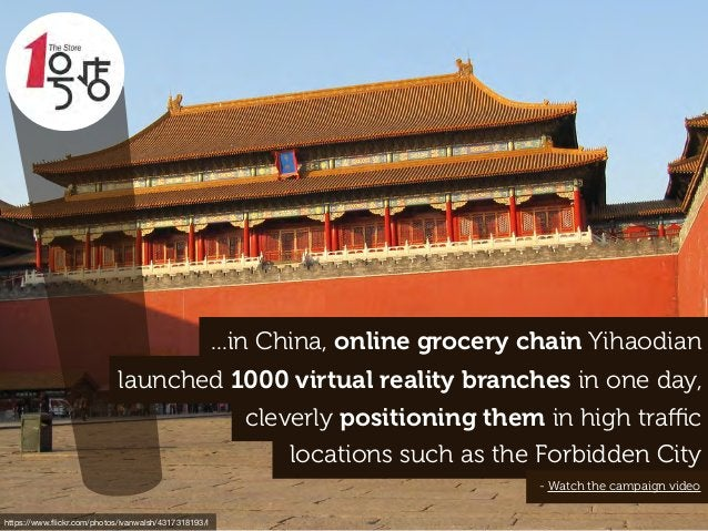 https://www.flickr.com/photos/ivanwalsh/4317318193/l ...in China, online grocery chain Yihaodian cleverly positioning them ...