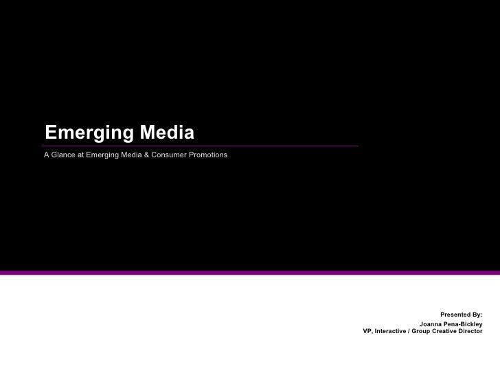 Emerging Media Group 36