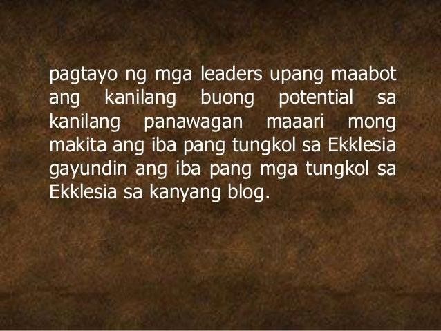 pagtayo ng mga leaders upang maabot ang kanilang buong potential sa kanilang panawagan maaari mong makita ang iba pang tun...