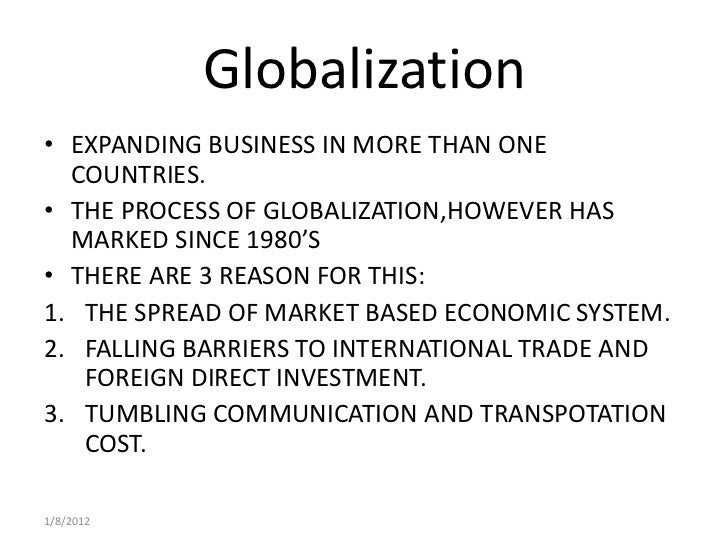 challenges of globalization Globalization is a double-edged sword there are benefits, but there also are costs and challenges learn about some possible opportunities and pitfalls from globalization.