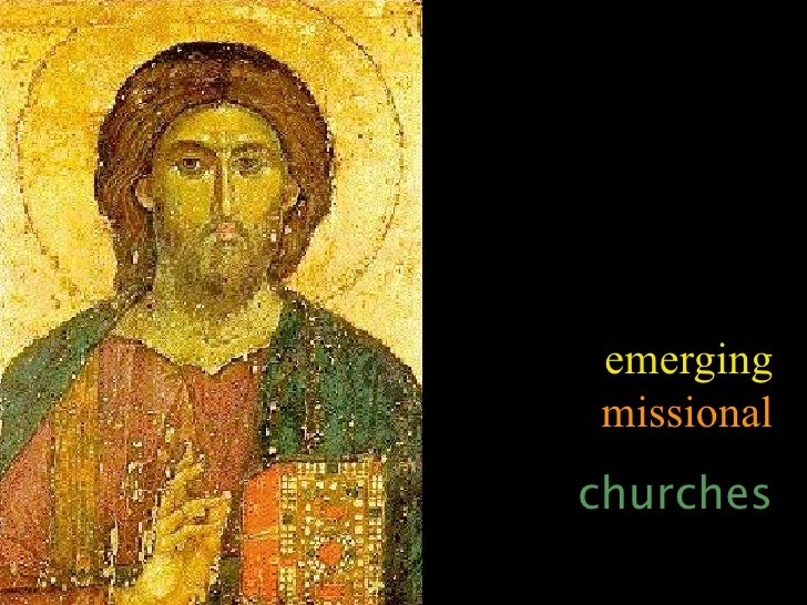 emerging missional churches