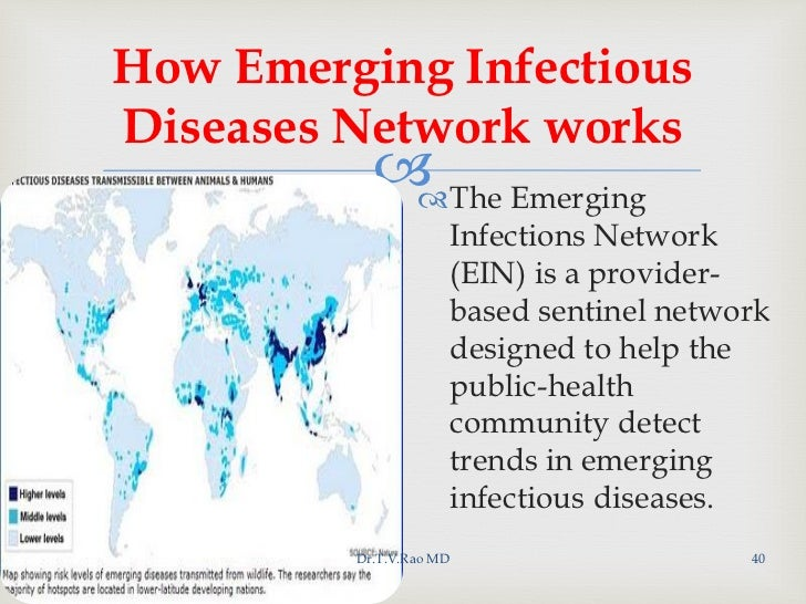 emerging disease trends Emerging technologies  emerging infectious diseases constitute a clear and persistent threat to the health and well-being of people and animals around the world.