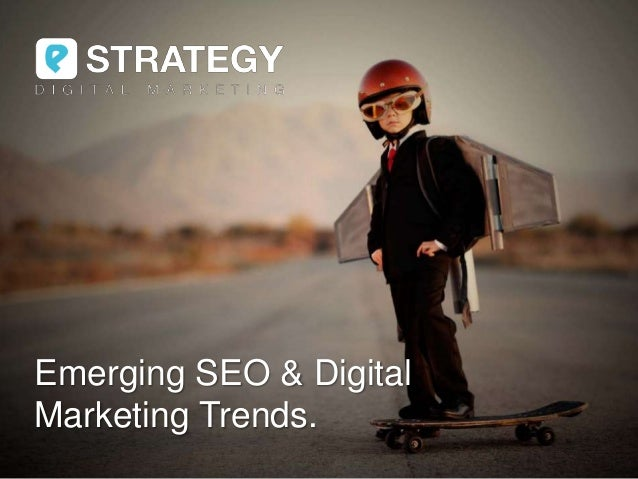 Emerging SEO & DigitalMarketing Trends.Mark Moon – Head of Digital