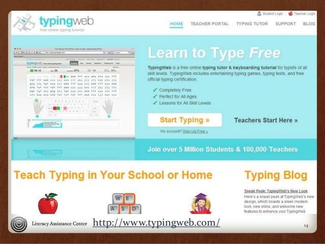 14http://www.typingweb.com/