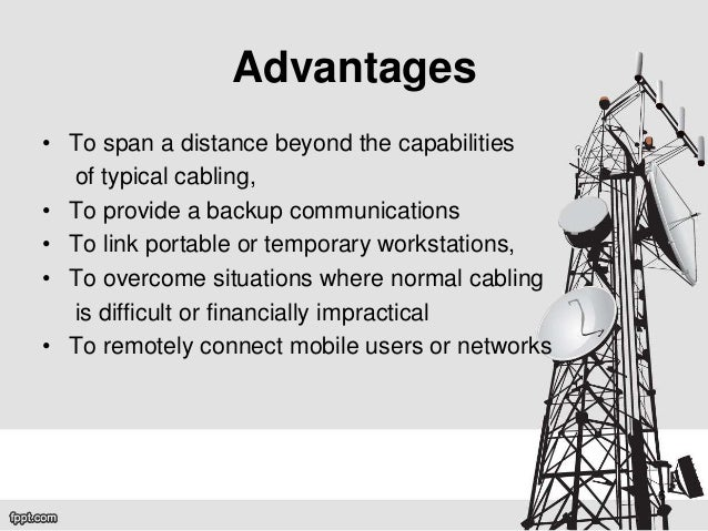 advantages of telecommunication Interconnecting your lan (local network) to our ixp gives you many benefits:   reduced prices for internet bandwidth and telecommunication services by.