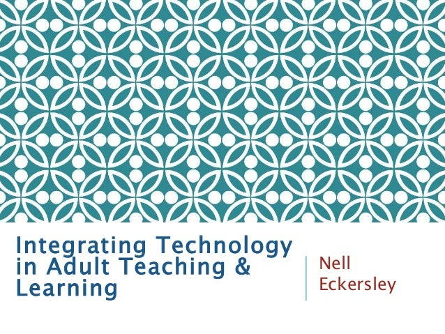 integrating technology in education essay Technology integration is the use of technology resources -- computers, mobile devices like smartphones and tablets, digital cameras, social media platforms and networks, software applications, the internet, etc -- in daily classroom practices, and in the management of a school.
