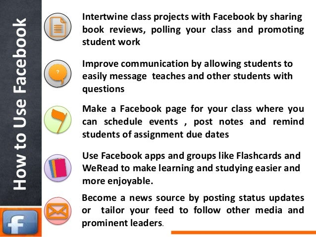 How to Use Twitter  Post supplementary materials like links to articles and videos So students can continue learning even ...