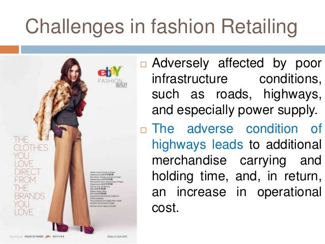 What is fashion retailing 53