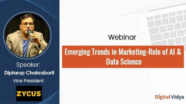 Emerging Trends in Marketing Impact of AI and Data Science