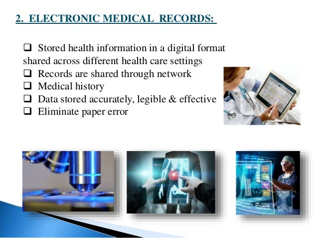 Emerging Trends In Medical Technology
