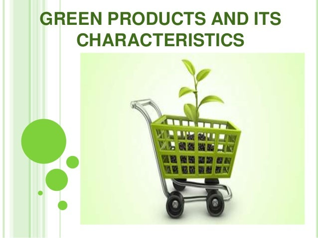 Emerging Trends Of Green Marketing In India