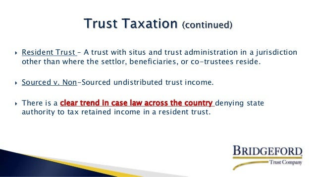 how to avoid tax through trusts in australia