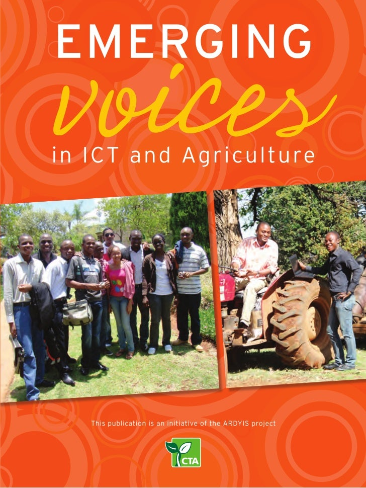 Published by the ACP-EU Technical Centre for Agricultural and Rural Cooperation (CTA)© CTA, 2012About CTAThe Technical Cen...