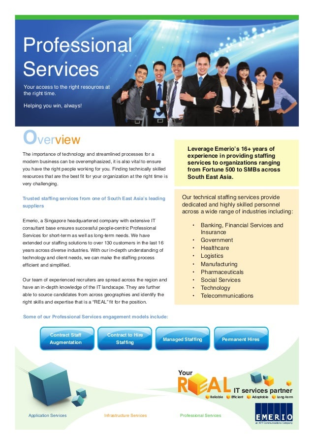 Overview The importance of technology and streamlined processes for a modern business can be overemphasized, it is also vi...