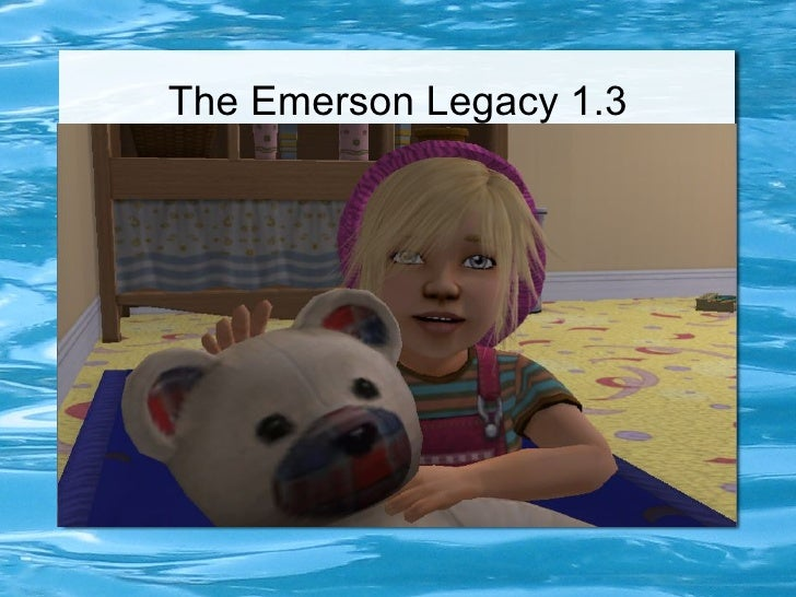 The Emerson Legacy 1.3