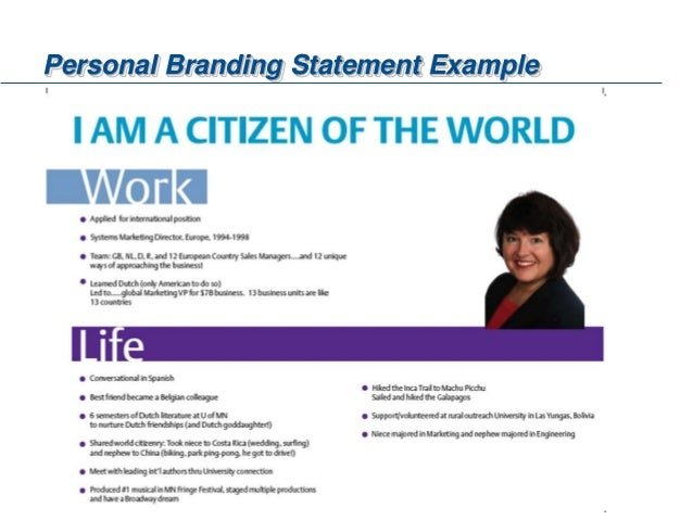 Emerson Personal Branding Tips And Tools 05-2015