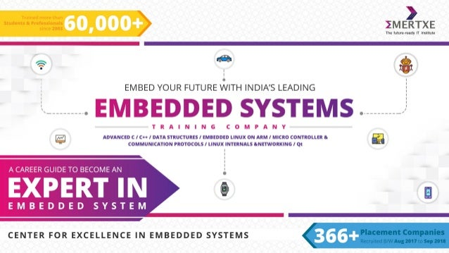 Embedded Systems : Career Guide For Fresh Engineers | Emertxe, Bangalore