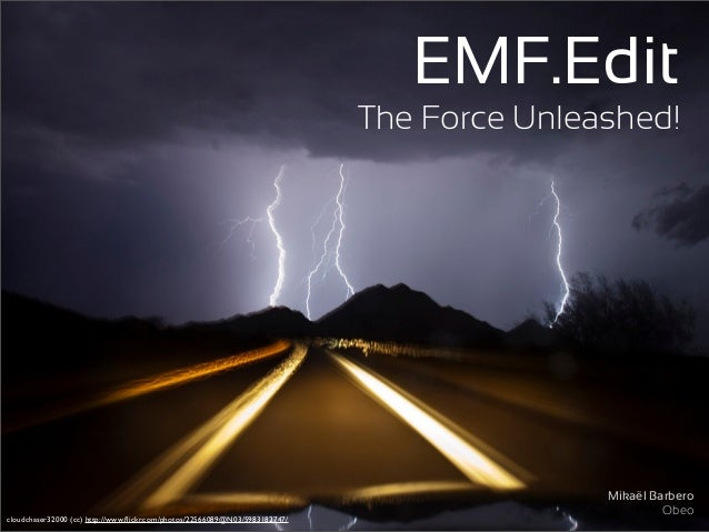 EMF.Edit                                                                             The Force Unleashed!                 ...